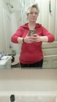 Day 7. Oh hello waist!!