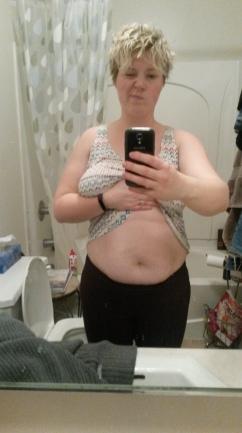 Mummy tummy