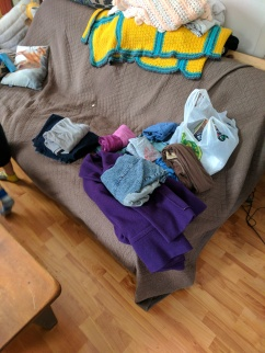 second clean laundry mountain