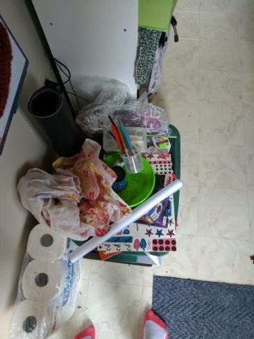The craft supplies