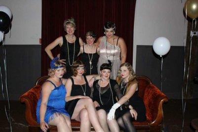 Roaring Twenties birthday party